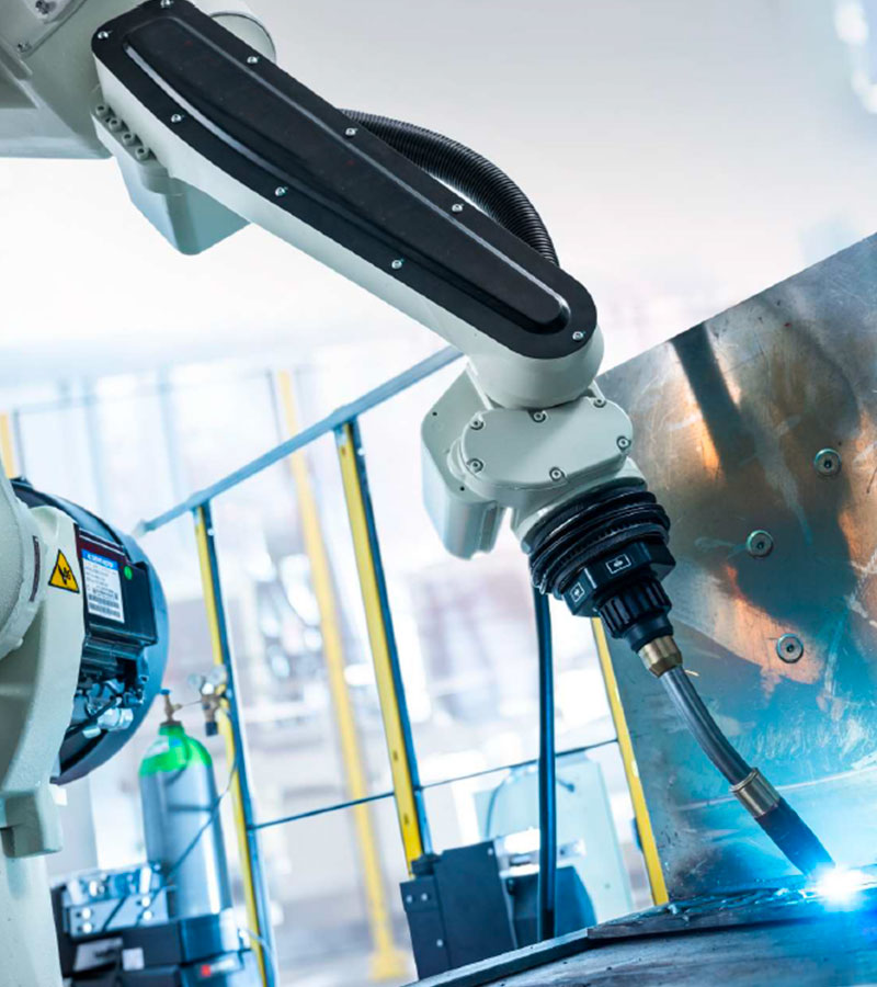 Robotique industrielle classique
