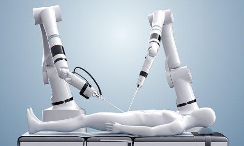 Robotique dans le monde médicale